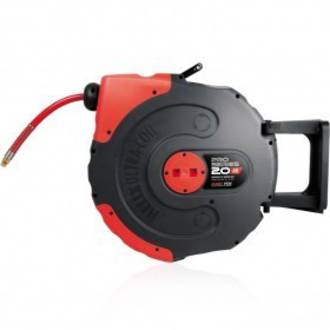 Jamec Pem JP58.1034 Pro Series Retractable Air Hose Reel 9.5mm x 20M