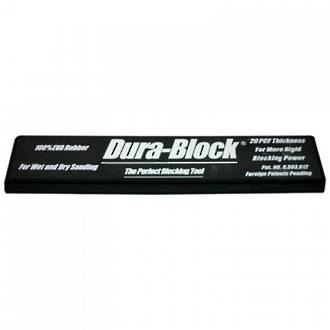 19857 Dura Block Full Size Sanding Block 1-3/8 H X 2-5/8 W X 16 L 408mm