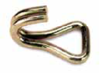 421015 Double J Wire Hook 50mm