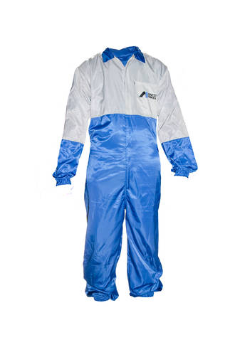 FIW144 Anest Iwata Anti Static Nylon Overalls Xtra Large