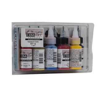 FIW360 Iwata Medea Com-Art Color Kit A 10 Pce 8100.1