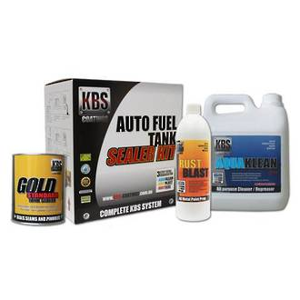 KBS 5140 Auto Fuel Tank Sealer Kit -  Tanks upto 100L