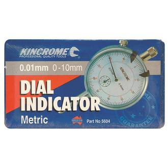 K5604 Kincrome Dial Indicator Metric