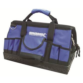 KK070052 Kincrome Heavy Duty Tool Bag 14 Pockets