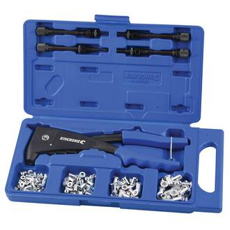 KK4700 Kincrome Nut Riveter 85 Piece