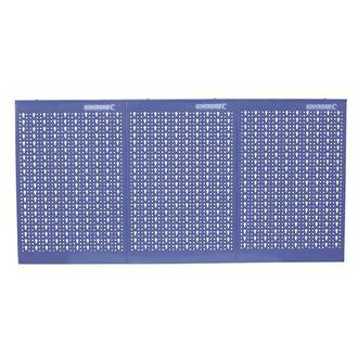 KK7048 Kincrome Peg Board 1200mm with 40 Hooks