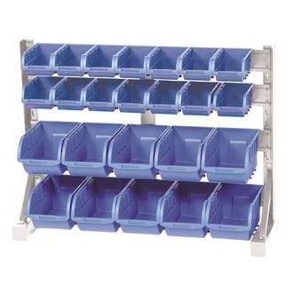 KK7104 Kincrome Storage Rack 24 Bin 4 Shelf