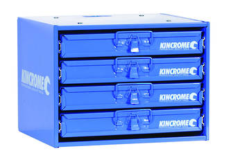 KK7612 Kincrome Multi Storage Case Set 4 Drawer