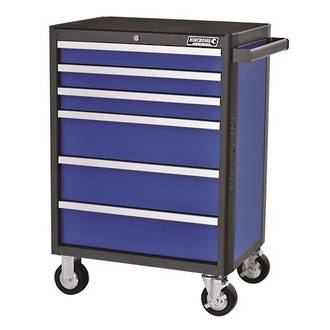 KK7626 Kincrome 'Evolve' Tool Trolley 6 Drawer Freight Free