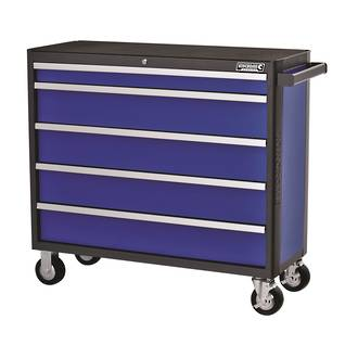 KK7645 Kincrome Evolve Tool Trolley 5 Drawer Extra Large Freight Free