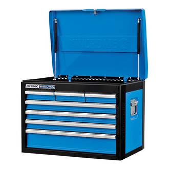 KK7917 KINCROME EVOLUTION TOOL CHEST 7 DRAWER DEEP FREIGHT FREE NZ