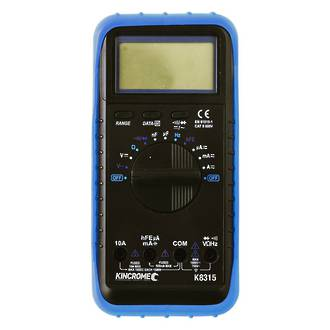 KK8315 Kincrome Digital Multimeter Auto Ranging