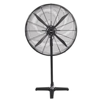 "KKP1005 Kincrome Industrial 4 Blade Pedestal Fan 750mm (30"") with cover"