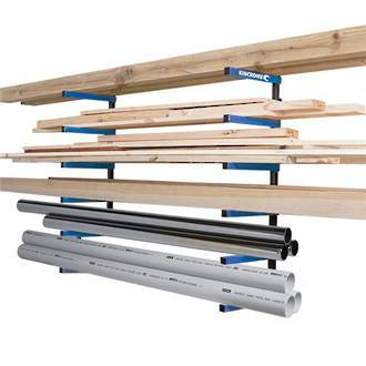 KKP1101 Kincrome Multi Rack Storage Solution 6 Shelf Kit