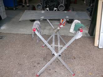 PT40 USA Panel Shop Portable Table- Five Star Missouri