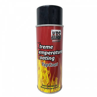 KBS6813 Xtreme Temp Coating Fire Blue Aerosol 350ml