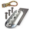 520215 Macs USA Double Stud Tie Down Assembly-1 Pack