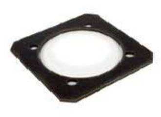 472006 Backing plate for recessed swivel D or lashing ring
