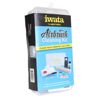 FIW124 Iwata Airbrush Cleaning Kit  CL100