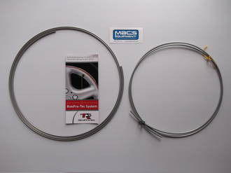 RimPro Tec Set for 1 Rim Only-Silver NZ Made